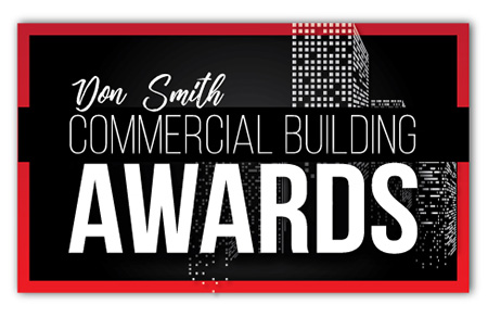 2017 Don Smith Commercial Building Awards Logo